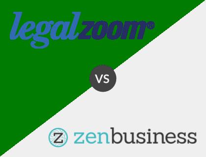LegalZoom vs. ZenBusiness