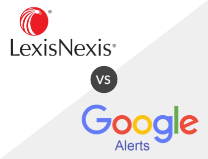 LexisNexis Newsdesk vs. Google News Alerts