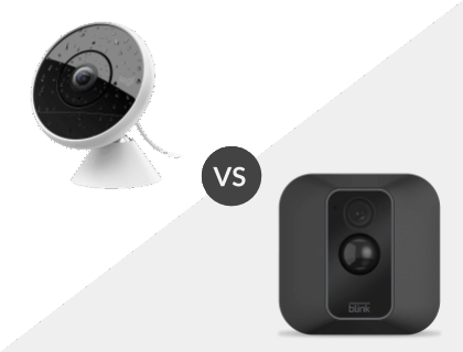 Logitech Circle 2 vs. Blink XT2