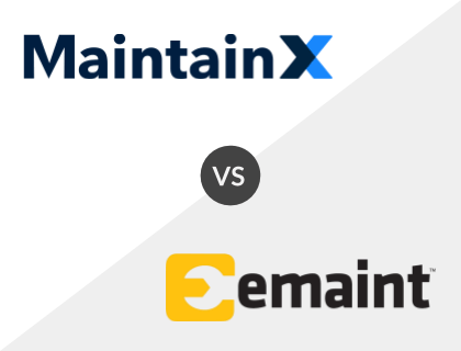 MaintainX vs. eMaint CMMS