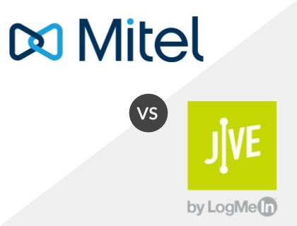 Mitel vs. Jive by LogMeIn