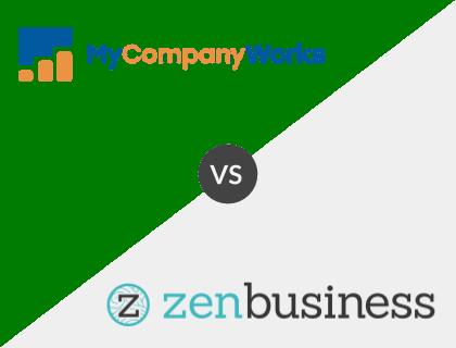 MyCompanyWorks vs. ZenBusiness
