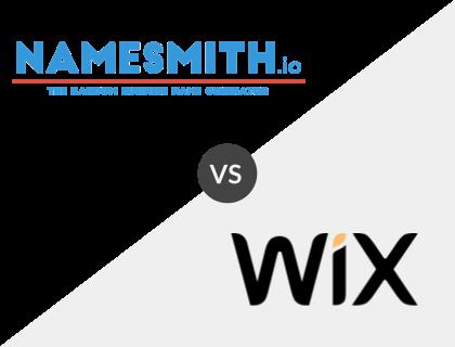 Namesmith Io Vs Wix Comparison 420X320 06082021