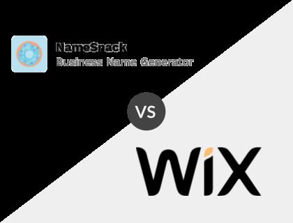 Namesnack Vs Wix Comparison 420X320 06082021