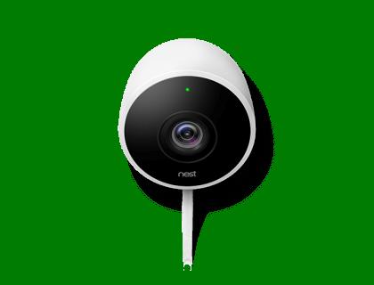 Nest Cam Outdoor 1080P Wi-Fi Network Surveillance Camera