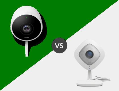 Nest Security Camera vs. Arlo Q