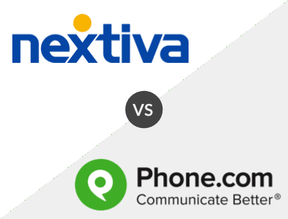 Nextiva vs Phone.com