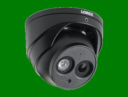 Lorex Nocturnal 4K Ultra HD Audio Dome Security Camera (LNE8950ABW)