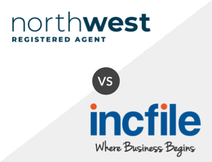 Northwest Registered Agent vs. Incfile