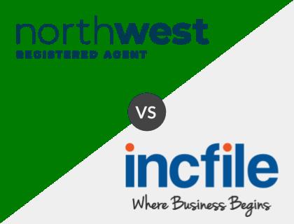 Northwest Registered Agent vs. Incfile