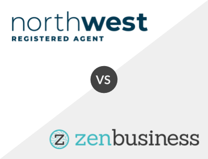 Northwest Registered Agent vs. ZenBusiness