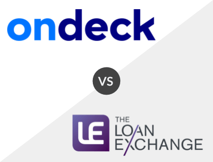 OnDeck vs. The Loan Exchange