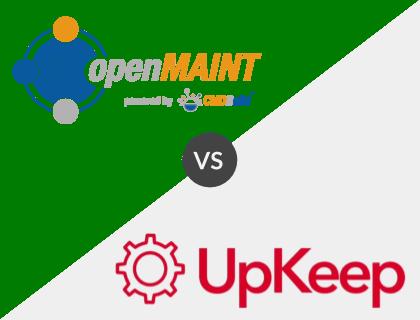 openMAINT vs. UpKeep