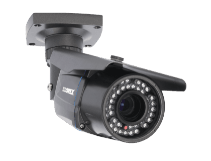 Outdoor Security Camera With Varifocal Lens LBC7183BW