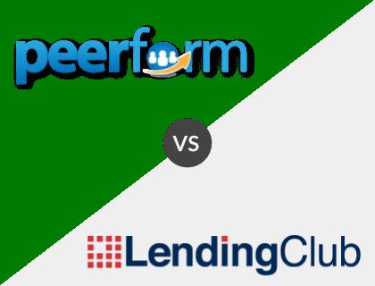 Peerform vs. LendingClub