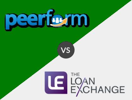 Peerform vs. The Loan Exchange