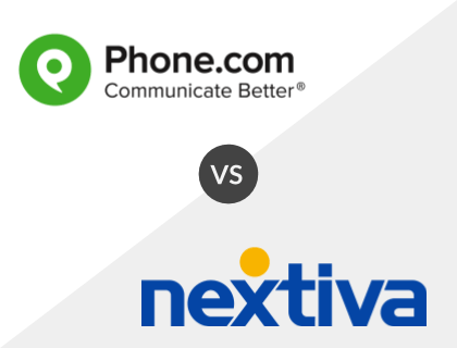 Phone.com vs Nextiva