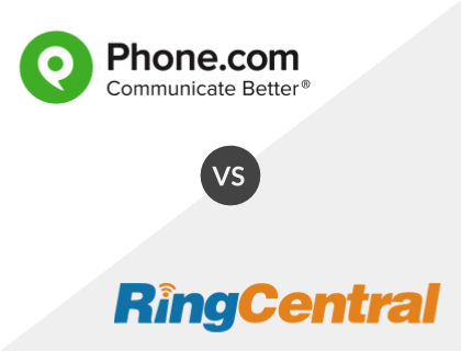 Phone.com vs RingCentral
