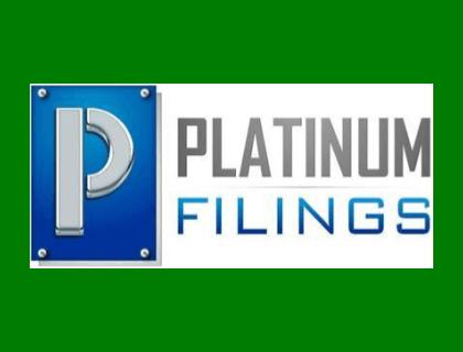 Platinum Filings