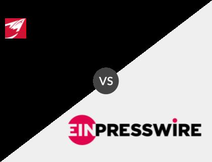 PR Distribution vs Ein Presswire