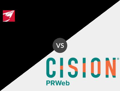 PR Distribution vs PRWeb