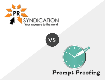 PR Syndication vs. Prompt Proofing