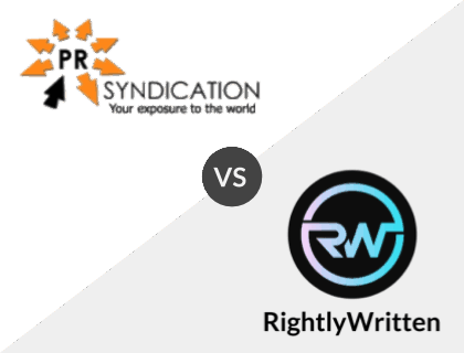 PR Syndication vs. Rightly Written