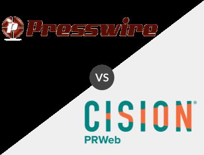 Presswire vs PRWeb