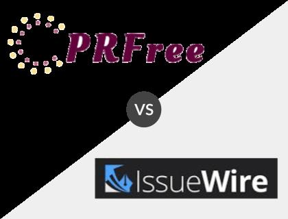 PRFree vs IssueWire