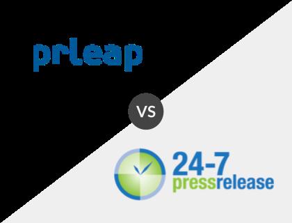 PRLeap vs 24-7 Press Release Newswire