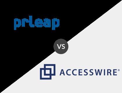 PRLeap vs ACCESSWIRE