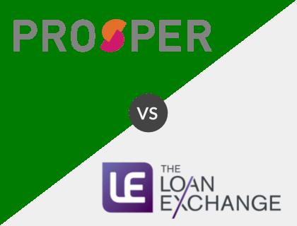 Prosper vs. The Loan Exchange