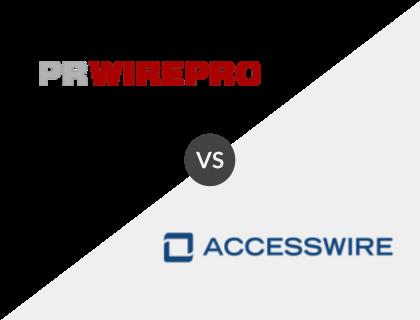 PRWirePro vs ACCESSWIRE