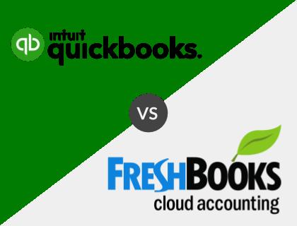 QuickBooks vs. FreshBooks