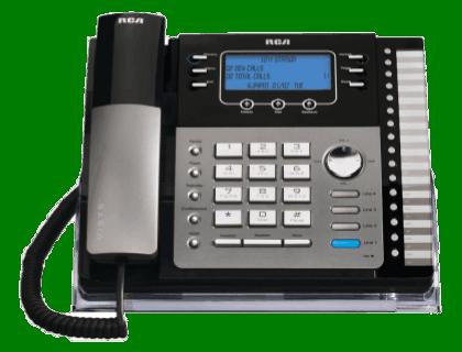 RCA 25423RE1 4 Line Phone