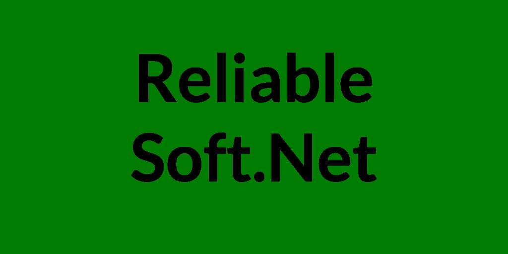 Reliable Soft Net