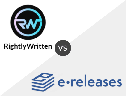 Rightly Written vs. eReleases