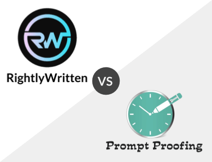 Rightly Written vs. Prompt Proofing