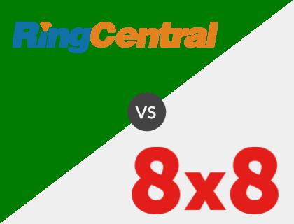 RingCentral vs. 8X8
