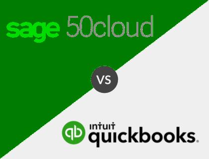 Sage 50cloud vs. QuickBooks