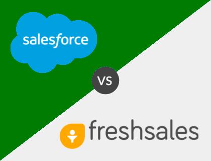Salesforce vs Freshsales