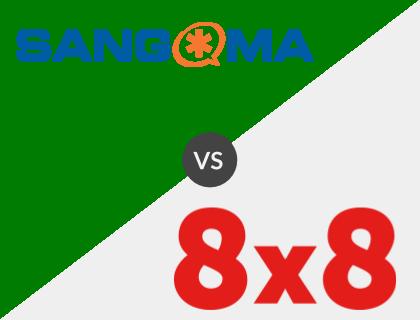 Sangoma vs. 8x8