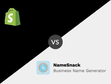 Shopify Vs Namesnack Comparison 420X320 20210806