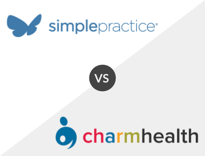 SimplePractice vs ChARM EMR