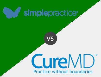 SimplePractice vs CureMD