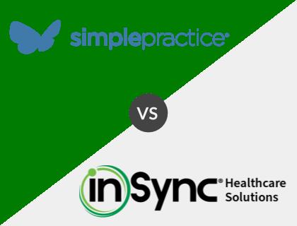 SimplePractice vs InSync