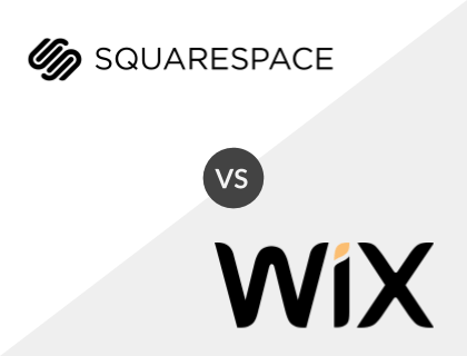 Squarespace vs Wix