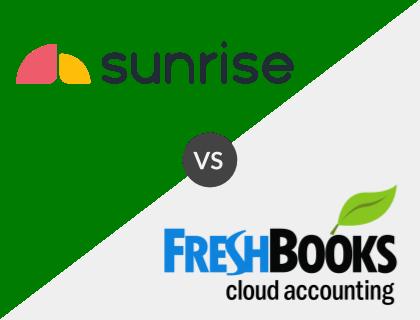 Sunrise vs. FreshBooks