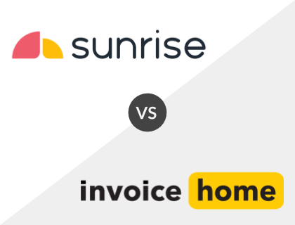 Sunrise vs. Invoice Home