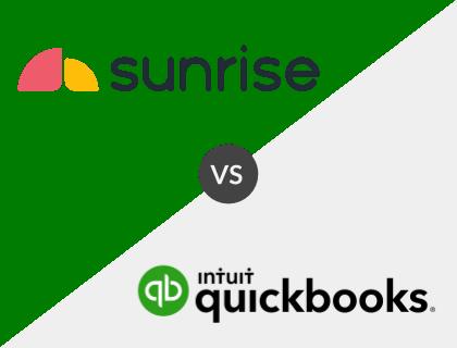 Sunrise vs. QuickBooks